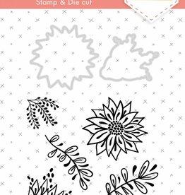 Studiolight Stamp & Die Cut (1) A6 Essentials nr.23