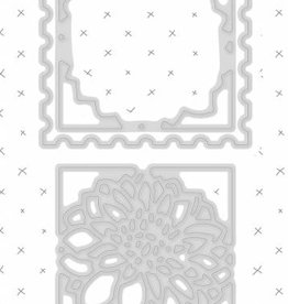 Studiolight Embossing Die Cut Favourites 3D Layered Dies nr. 171