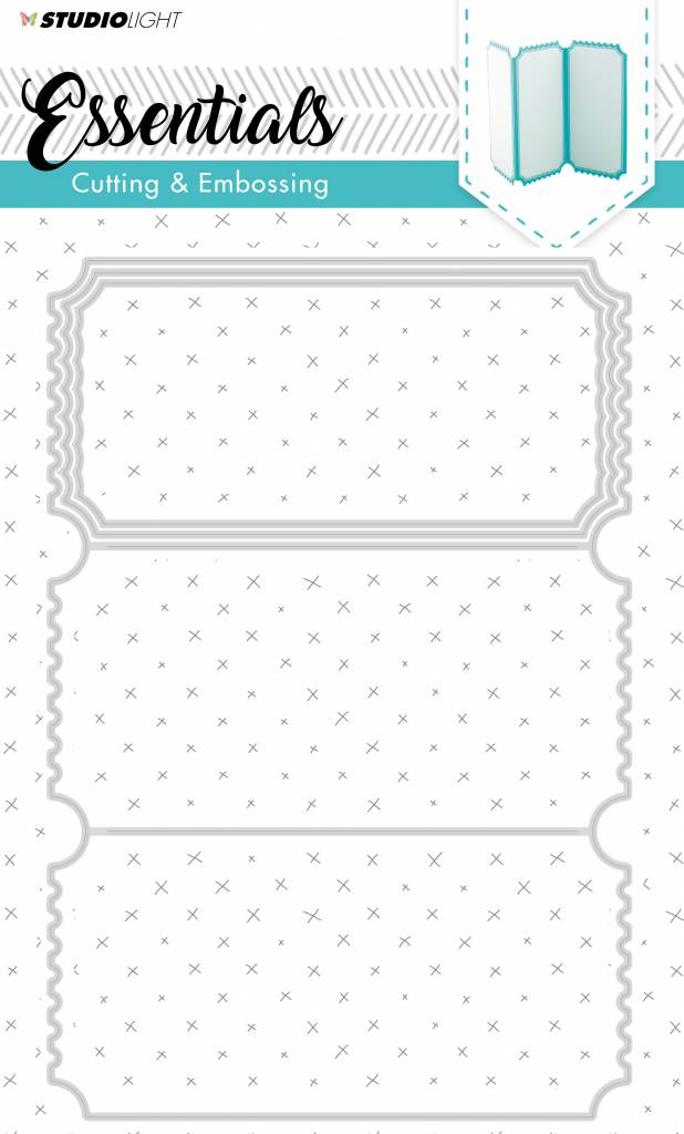 Studiolight Embossing Die Cut Stencil Essentials nr.170