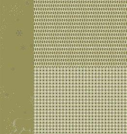 "Nellie's Choice A4 Background sheet NEVA037 Christmas green ""Christmas tree-1"""
