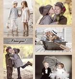 "Nellie's Choice NEVI069 Nellie's Vintage sheets A4 ""Wedding-2"""