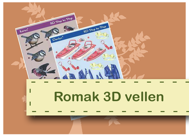 Romak 3D sheets