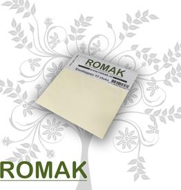 Romak Romak envelope cream 14x14 cm