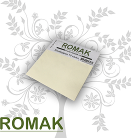 Romak Romak Umschlagcreme 14x14 cm