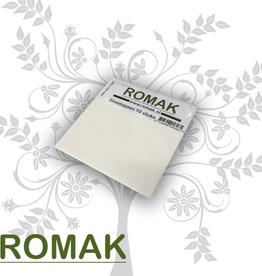 Romak Romak-Umschlag weiß 14x14 cm