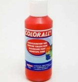 Collall Colorall Schoolbordverf 100 ml Rood