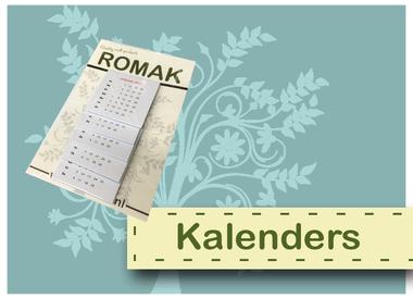 Calendriers Romak
