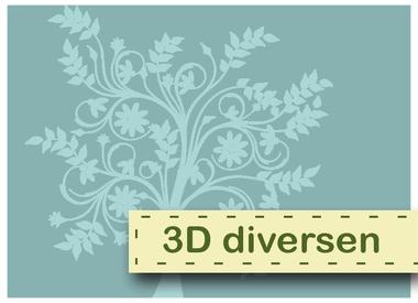 3D diversen