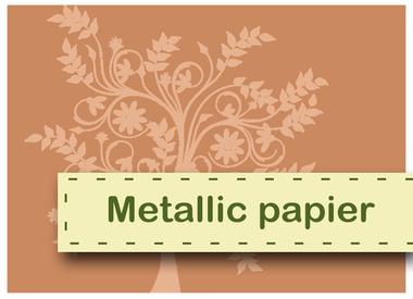 Papier métallique