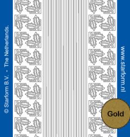 Starform Coin et bordure de noel
