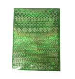 A5 Stickervel Patronen Holografisch groen