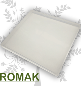 Plastic opbergbak scrapbook formaat
