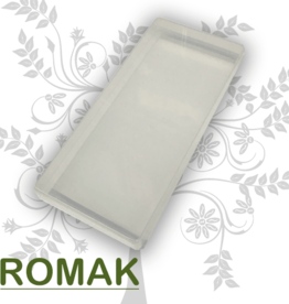 Plastic storage bin sticker format
