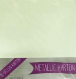 Hobby Idee Metallic karton