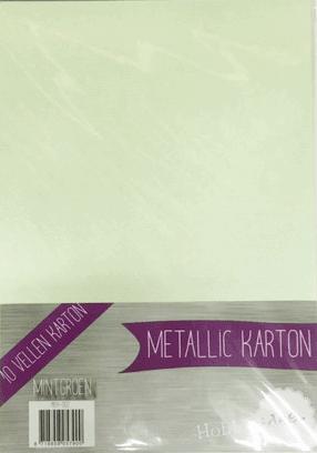 Hobby Idee Metallic-Pappe