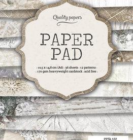 Studiolight Paper Pad A6, 36 vel, 12 patronen nr.122