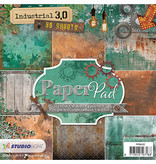 Studiolight Paper Pad Industrial 3.0, No. 102