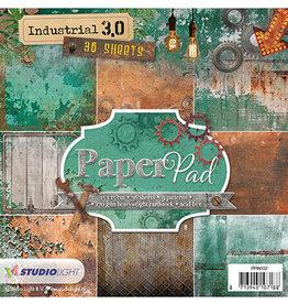 Studiolight Paper Pad Industrial 3.0, Nr.102