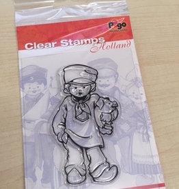 Pigo Productions Clair Stamp Holland Farmer