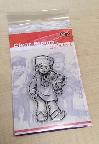 Pigo Productions Clear Stamp Holland Boer