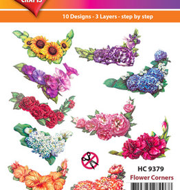 Hearty Crafts Easy 3D-Toppers