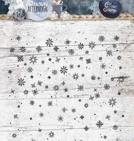 Studiolight Stamp (1) 14x14 Background Snowy Afternoon nr.401