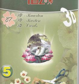 TBZ Livre de cartes 3D TBZ n ° 5