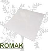 Hobbycentraal Cardboard 30.5 x 30.5 cm white
