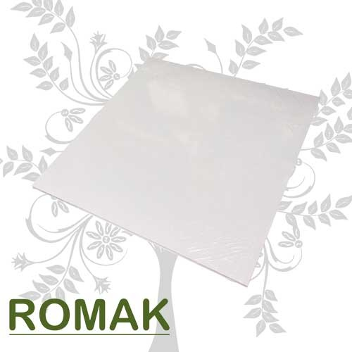 Hobbycentraal Karton 30,5 x 30,5 cm wit