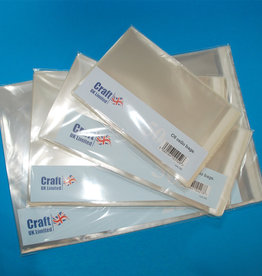 Craft UK Limited LINE 1068. 50 - 7 × 7 CELLO BAGS