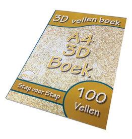 3D Bogen Buch Nummer 2