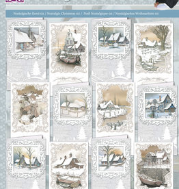 Creatief Art Verzamelmap Nostalgic Christmas 02