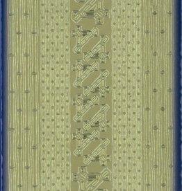 Starform Sticker lijn bamboe goud