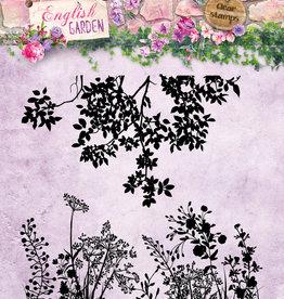 Studiolight Stamp (1) 14 x14 Background English Garden nr.435