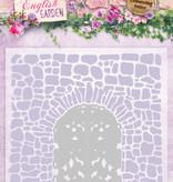 Studiolight Embossing Folder With Die Cut, English Garden nr.03