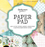 Studiolight Paper Pad A5, 36 Sheets, Garden nr.132