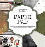 Studiolight Paper Pad A5, 36 Sheets, Men nr.134