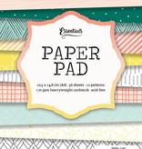 Studiolight Paper Pad A6, 36 vel, 12 patronen nr.140