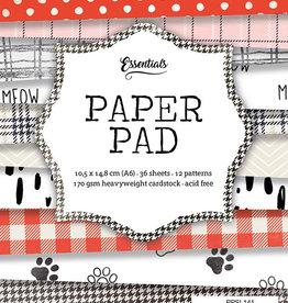 Studiolight Paper Pad A6, 36 vel, 12 patronen nr.141