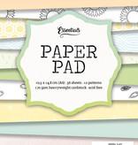 Studiolight Paper Pad A6, 36 vel, 12 patronen nr.142