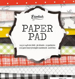 Studiolight Paper Pad A6, 36 vel, 12 patronen nr.143