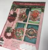 Paquet d'écrêtage 3D cartes de Noël 171-002