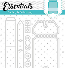 Studiolight Embossing Die Cut Essentials nr.276