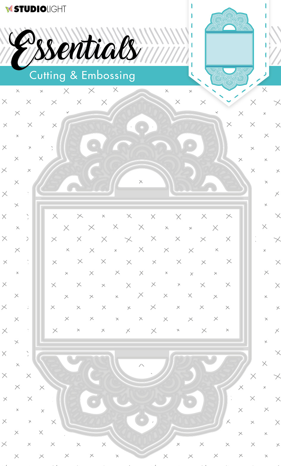Studiolight Embossing Die Cut Essentials nr.278