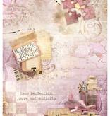 Studiolight Rice Paper A4 Sheet, Jenine's Mindful Art 3.0 nr.17