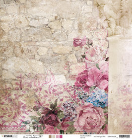 Studiolight Scrap 200 gr. Dubbelzijdig, 304 x 304 mm, Jenine's Mindful Art 3.0 nr.08