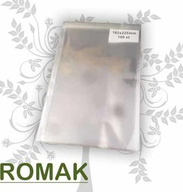Hobbycentraal A5 bags with Adhesive strip