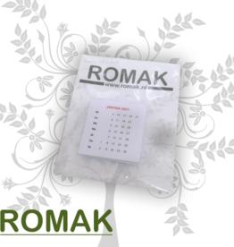 Romak Romak calendar 4x4 cm FRENCH