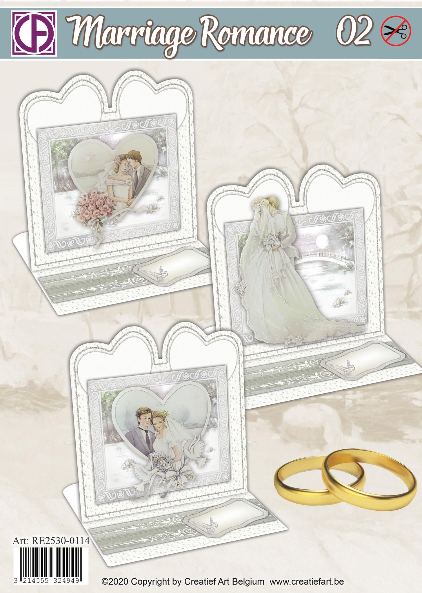 Creatief Art Marriage Romance 02