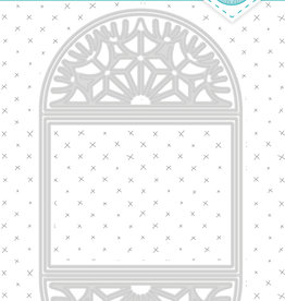 Studiolight SL Cutting & Embossing Die Card Shape Essentials 209x114mm nr.298